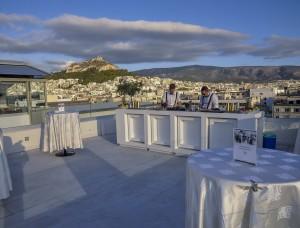 titania _ olive garden event _ set up - photo